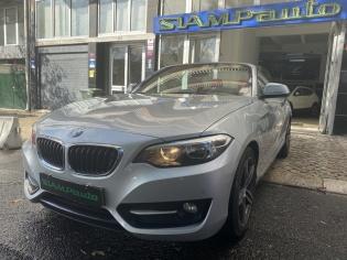 BMW Série 2 220D cabrio