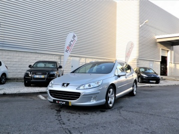 Peugeot 407 SW 2.2 HDI Executive