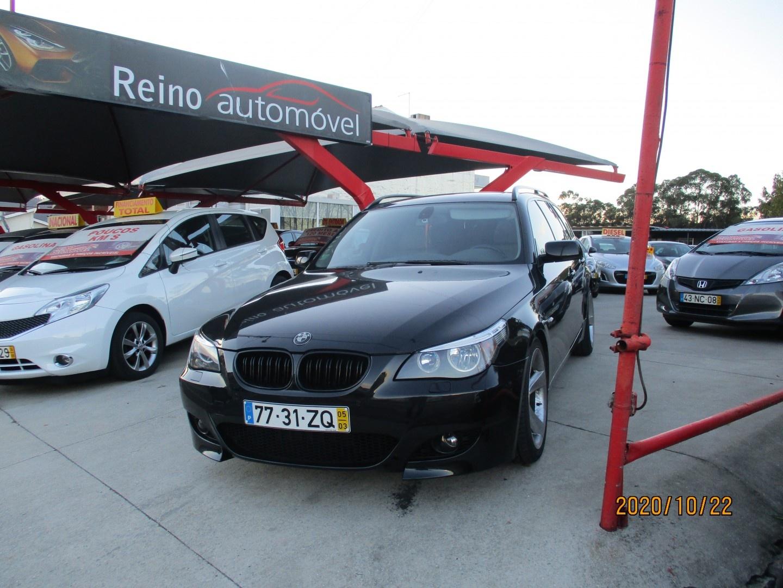 BMW 525 d Touring Nacional