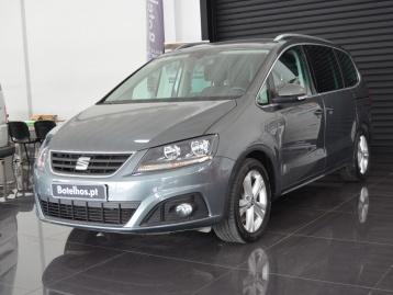 Seat Alhambra Style Advanced / DSG / GPS / 150 cv