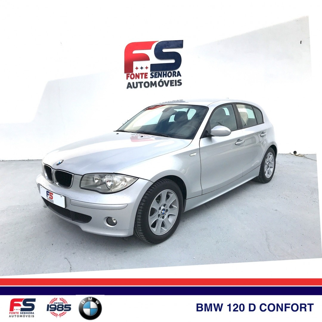 BMW 120 D CONFORT