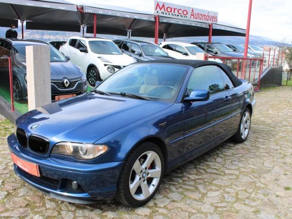 BMW 318 CI CABRIO 2.0I 150CV SPORT