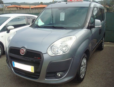 Fiat Doblo 7 LUGARES