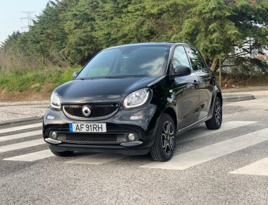Smart ForFour 1.0 Passion GPS
