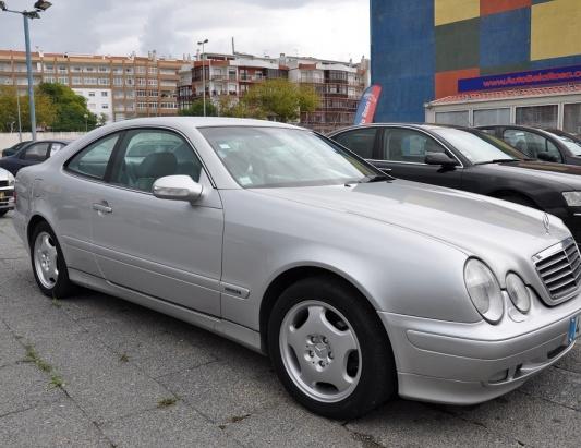 Mercedes Classe CLK, 2000