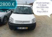 Citroën Berlingo 1.9 diesel comercial