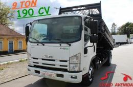 Isuzu NR85 N 9.190 TRI-BASCULANTE // 9 TON // 5.200cc