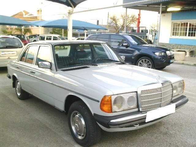 Mercedes-Benz 300 D  ( WDB123 )