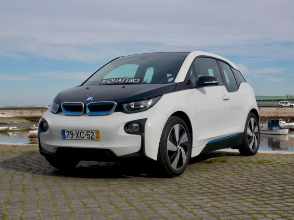 Bmw I3 +EXA +Comfort Package Advance