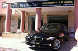 Bmw 318 d Auto Line Luxury
