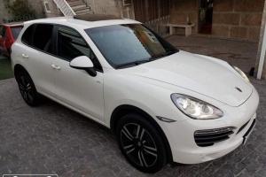 Porsche Cayenne Tiptronic
