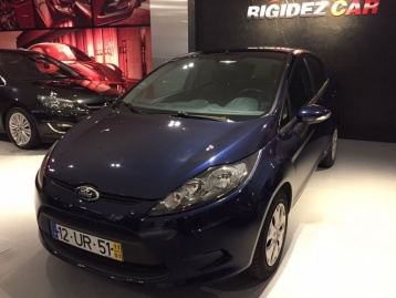 Ford Fiesta 1.6 TDCi ECOnetic