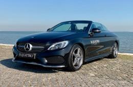 Mercedes-benz C 250 d AMG Line Aut.