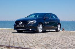 Mercedes-benz A 180 d Urban Aut.
