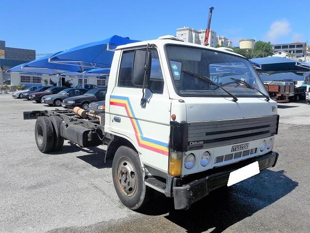 Mazda T 3500 7 Ton
