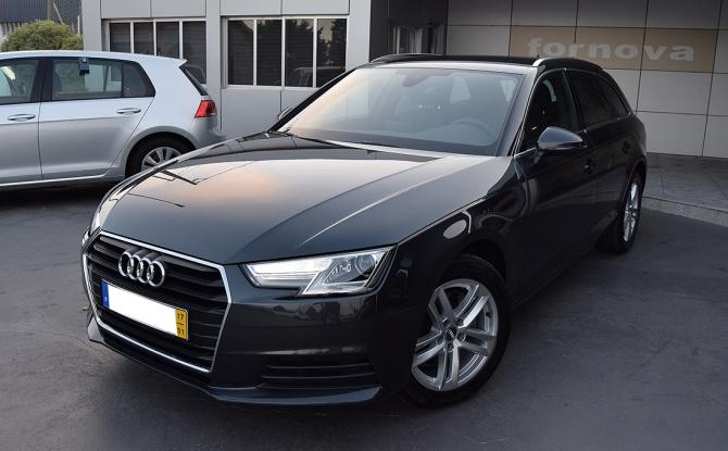 Audi A4 avant 2.0 TDI ADVANCE