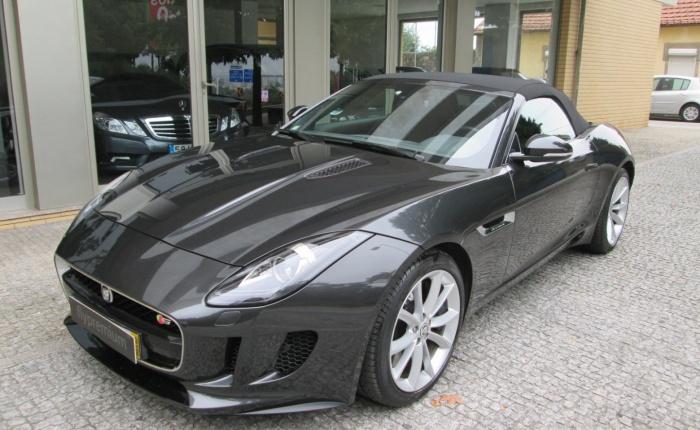 Jaguar E, 2013