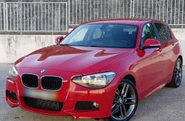 BMW Série 1   Pack M Nacional