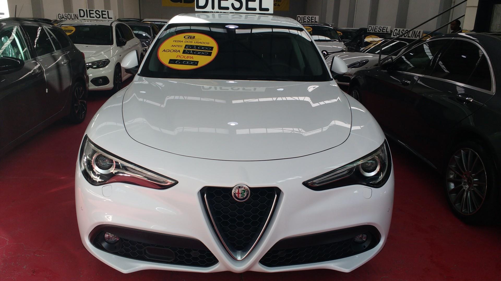 Alfa Romeo Stelvio Super SUPER 180CV