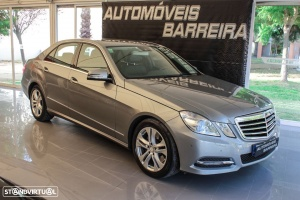 Mercedes-benz E 250 CDi Avantgarde BlueEf. Auto