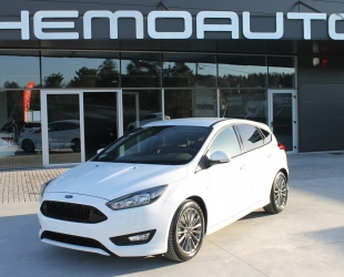 Ford Focus 1.5 TDCi ST Line
