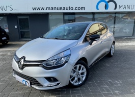 Renault Clio 1.5 DCI Limited GPS Teto panorâmico