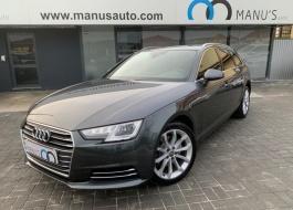 Audi A4 Avant 2.0 TDI S-Line GPS Jantes 18