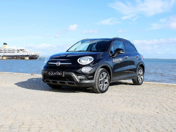 Fiat 500x 1.6 MJ Lounge DCT S&S