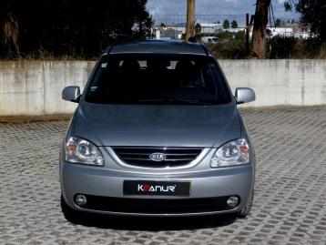 Kia Carens 2.0 CRDI EX Automático