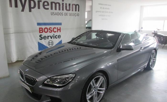 BMW 640, 2015
