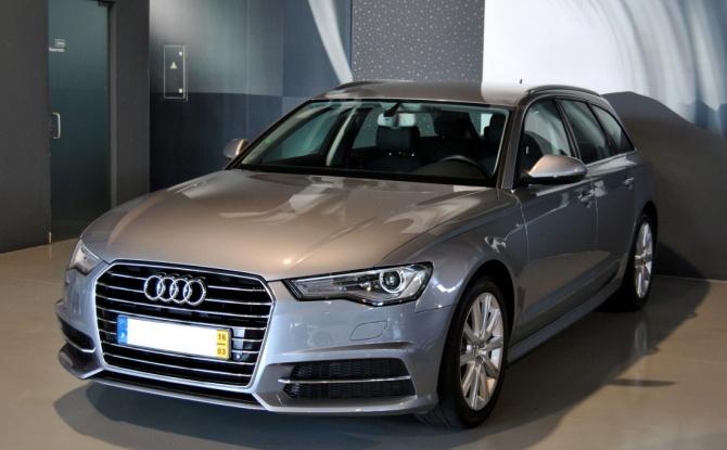 Audi A6 avant 2.0 TDI ULTRA S-LINE