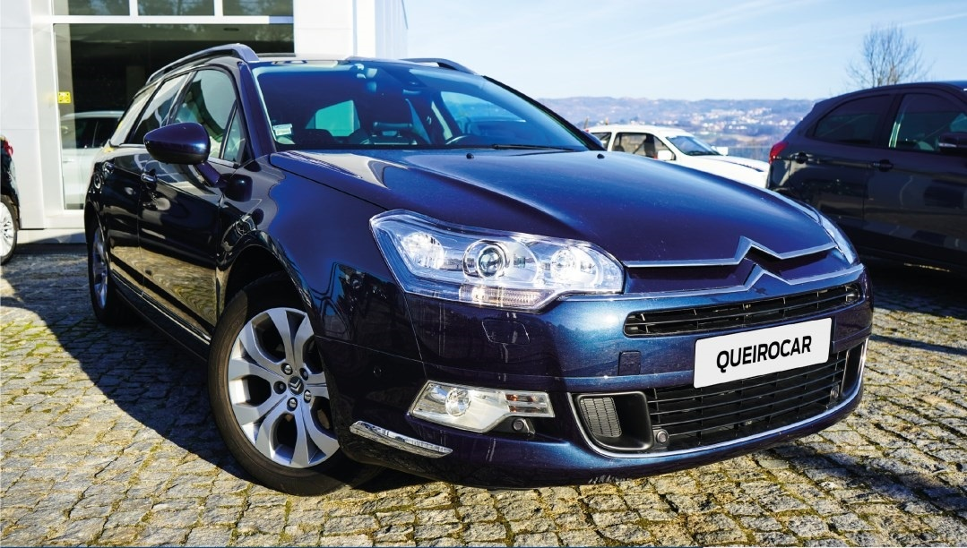 Citroën C5 Sport Tourer Exclusive 2.0 HDI
