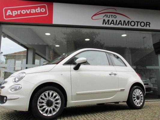Fiat 500, 2017