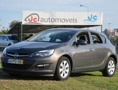 Opel Astra 1.3 CDTI ecoFlex Selection