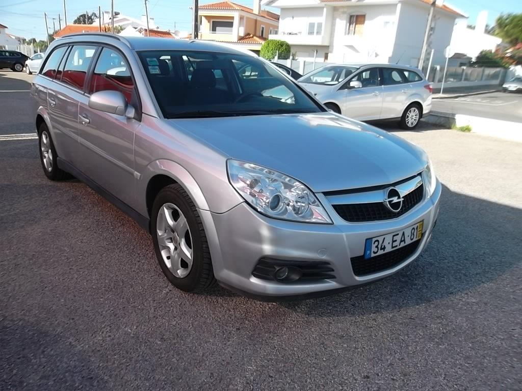 Opel Vectra Caravan 1.9 CDTI EXCLUSIVE