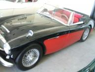 Austin-Healey 3000   MK2 BJ7