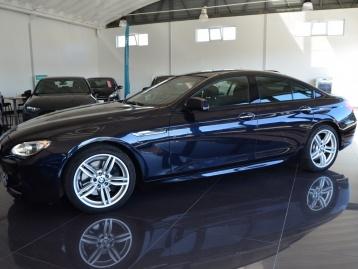 BMW 640 Grand Coupé d xDrive Pack M (4x4)