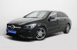Mercedes Classe cla 180d Shooting Brake AMG