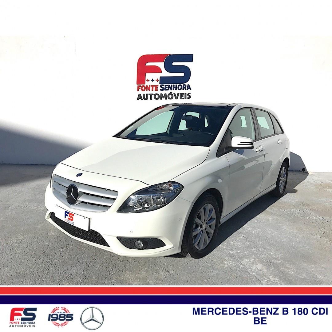 Mercedes-Benz B 180 CDI BLUEEFFICICENCY