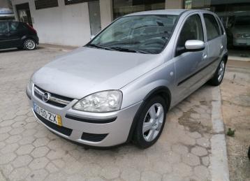 Opel Corsa -C