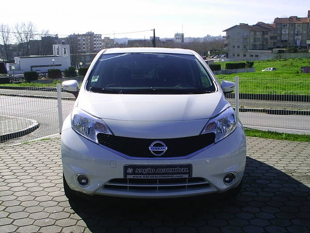 Nissan Note 1.2 I G 80cv Start&Stop 109g/km CO2 Acenta Plus 5 portas