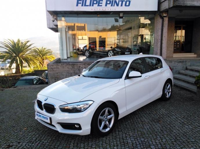 BMW Série 1 116D EDynamics Line Sport