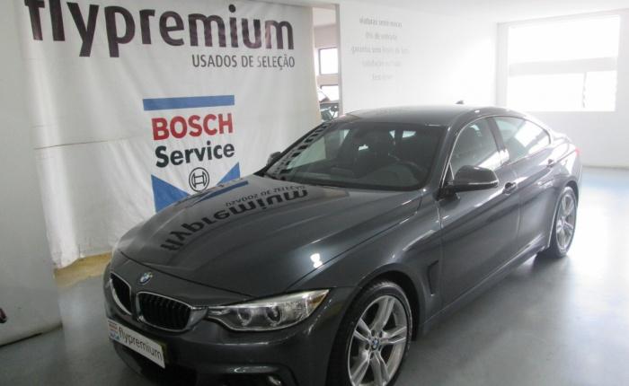 BMW 420 Grand Coupé, 2014