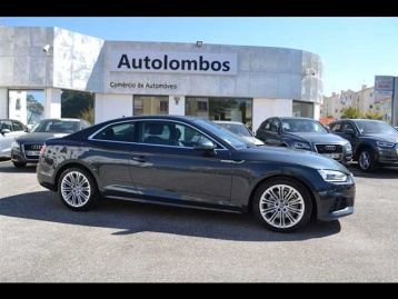 Audi A5 2.0 TDi q.S tronic Exclusive