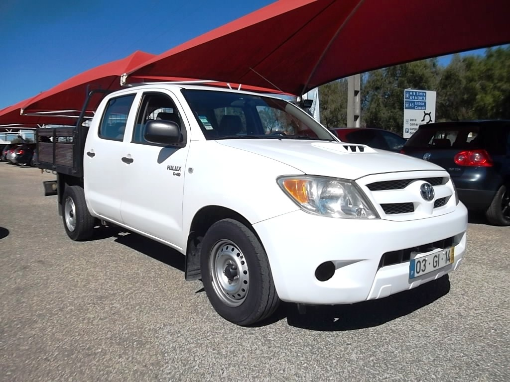 Toyota Hilux CAB.DUPLA