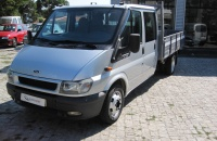 Ford Transit T350 7 Lugares Cab Dupla