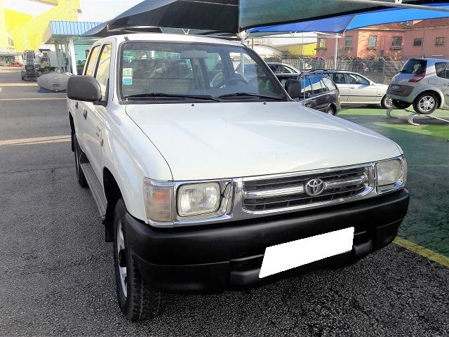 Toyota Hilux Cabine Dupla 4X4