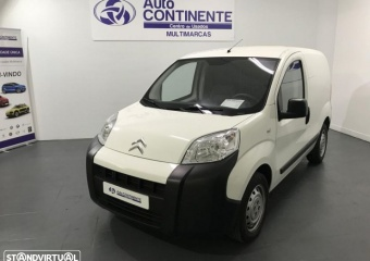 Citroën Nemo Furgão HDi