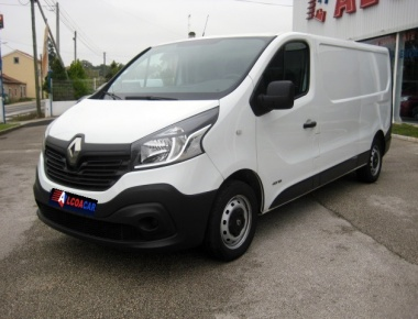 Renault Trafic Trafic 1.6 DCI 115 3 Lugares