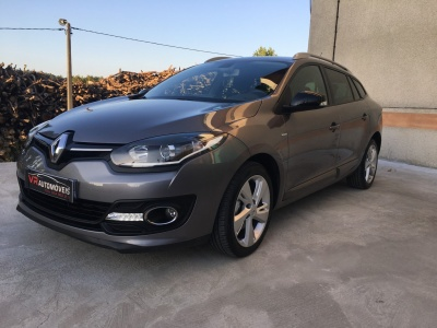 Renault Mégane ESTATE III 1.5 DCI 110 FAP ENERGY ECO2 LIMITED